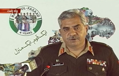 پاکستان مخالف پروپیگنڈے کا بڑی حد تک خاتمہ کر چکے: ڈی جی آئی ایس پی آر میجرجنرل بابر افتخار