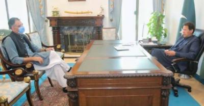 وزیراعظم عمران خان سے اسد قیصر اور اسد عمر کی ملاقات, وزیراعظم کو تفصیلی بریفنگ دی