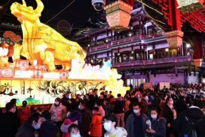 چین کو رواں سال ملکی سیاحت سے 33کھرب یوآن کی آمدنی متوقع