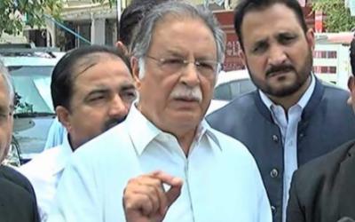 لاہور: وکیل نے ریٹرننگ افسر کا فیصلہ معطل کرنے کی استدعا کردی، پرویز رشید
