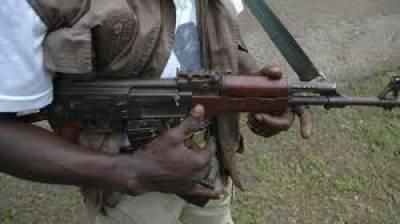 نائیجیریا :مسلح افراد کی فائرنگ3 پولیس اہلکاروں کو ہلاک ، شہری کو اغوا