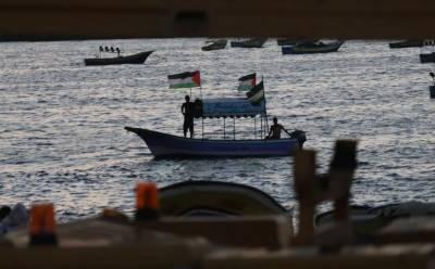 اسرائیلی فوج کی فلسطینی ماہی گیروں کی کشتی پر فائرنگ