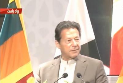 امریکا چین خلیج دور کرانے میں پاکستان اپنا کردار ادا کر سکتا ہے: وزیراعظم
