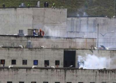 ایکواڈور: جیلوں میں فسادات سے 75 قیدی ہلاک