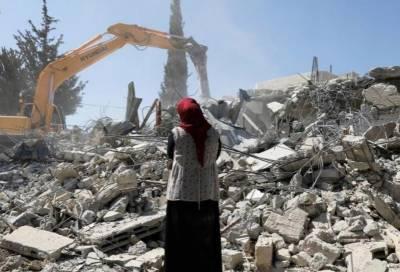 اسرائیل فلسطینیوں کے مکانات کی مسماری روک دے، اقوام متحدہ کا مطالبہ
