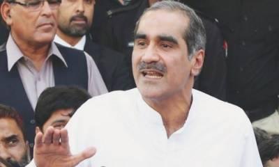 سینیٹ الیکشن: ن لیگ ڈنکے کی چوٹ پر یوسف رضا گیلانی کو ووٹ دیگی: سعد رفیق