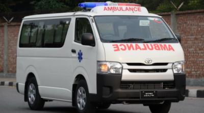 جہانیاں : تیزرفتار کار اورموٹرسائیکل میں تصادم، خاتون جاں بحق