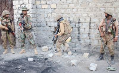 """سیکیورٹی فورسز کی اہم کارروائی، دہشتگرد کمانڈر """"نورستان"""" مارا گیا: آئی ایس پی آر"""
