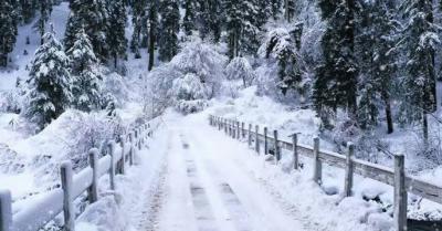 گلگت بلتستان کے مختلف علاقوں میں مسلسل بارش اور برفباری سے نظام زندگی شدید متاثر