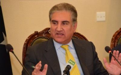 کچھ بیرونی قوتیں پاکستان کو غیر مستحکم کرنا چاہتی ہیں: وزیر خارجہ شاہ محمود قریشی