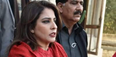 پلوشہ خان سینیٹ انتخابات لڑنے کیلئے اہل قرار