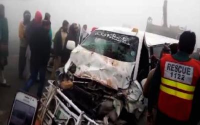 رینالہ خورد کے قریب خوفناک حادثے میں 3 افراد جاں بحق