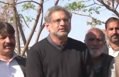 سینیٹ انتخابات میں یوسف رضا گیلانی کی جیت کیلئے پر امید ہیں۔ شاہد خاقان