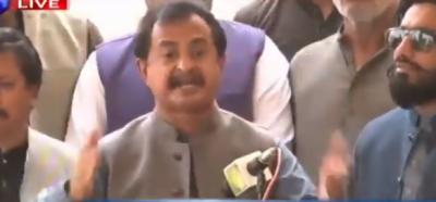 سندھ میں سینیٹ انتخابات پر منڈی لگ رہی ہے، حلیم عادل شیخ