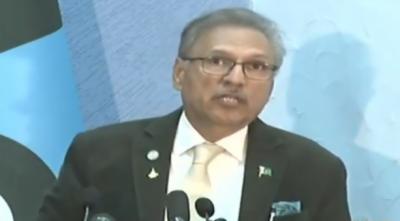 ملک میں پہلی بار ایرو سپیس ورکشاپ کے انعقاد پر مبارکباد دیتا ہوں:صدر ڈاکٹرعارف علوی
