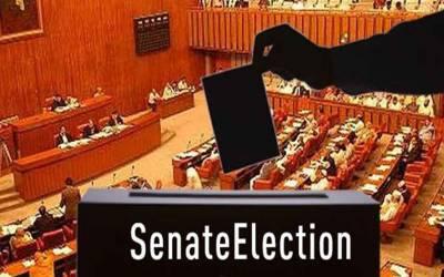 سینیٹ انتخابات میں ایک دن باقی ،تیاریاں مکمل