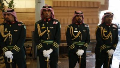 سعودی ولی عہد کے زیر سرپرستی چلنے والے رائل گارڈز پر پابندی کا امریکی مطالبہ