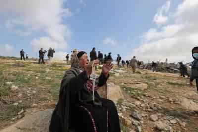 مظلوم فلسطینیوں اور قابض اسرائیلی فوج کے درمیان جھڑپیں