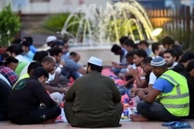 کورونا وائرس: دبئی میں رمضان خیموں کے اجازت نامے منسوخ