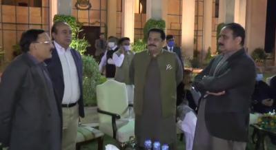 وزیراعلیٰ پنجاب سردار عثمان بزدارکا اسلام آباد میں اہم مشن
