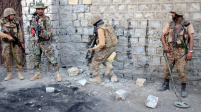 شمالی وزیرستان میں سیکیورٹی فورسز کے آپریشن میں 3 کمانڈرز سمیت 8 دہشتگرد ہلاک