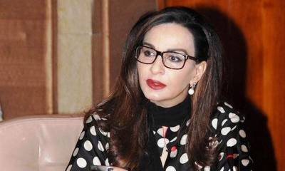 حکومت کی ساری توجہ اپنی حکومت بچانے پرہے،عوامی مسائل گھمبیرہورہے ہیں، شیری رحمان