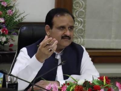 وزیراعلیٰ سردار عثمان بزدار جنوبی پنجاب سیکرٹریٹ کی کارکردگی پر شدید برہم