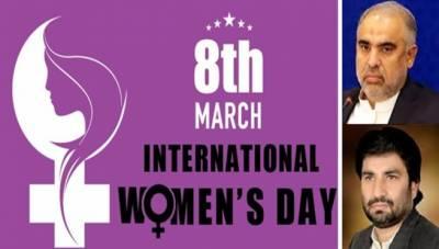 ترقی پسند معاشرے کی تشکیل کے لیے خواتین کے حقو ق کا تحفظ ناگزیر ہے:سپیکر، ڈپٹی سپیکرقومی اسمبلی