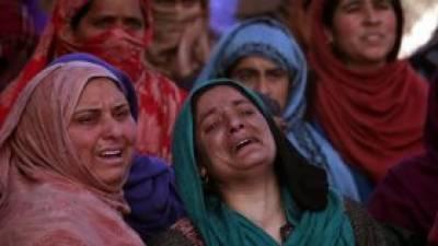 بھارت کے غیر قانونی زیر قبضہ جموں وکشمیر میں خواتین پر مظالم، مصائب کا سلسلہ بدستو ر جاری