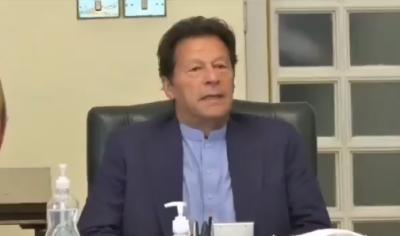 چیئرمین سینیٹ کے انتخاب کیلئے ابھی سے ہمارے سینیٹرز کو آفرز آرہی ہیں، قوم ان کی حرکتیں دیکھ رہی ہے: وزیراعظم عمران خان