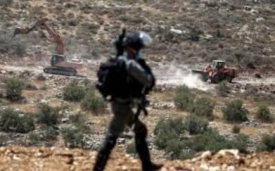 اسرائیلی حکومت کا فلسطینیوں کی سیکڑوں ایکڑ اراضی غصب کرنے کا منصوبہ تیار