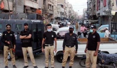 کراچی کے مختلف علاقوں میں مائیکرو اسمارٹ لاک ڈاؤن کا فیصلہ