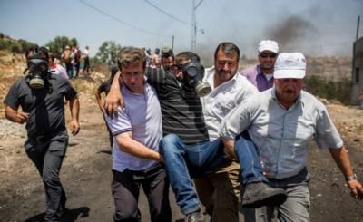 اسرائیلی فوج کی فائرنگ،ایک فلسطینی شہید