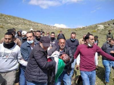 الخلیل: اسرائیلی فوج کے غاصبانہ قبضے کیخلاف احتجاجی مظاہرے،متعدد زخمی