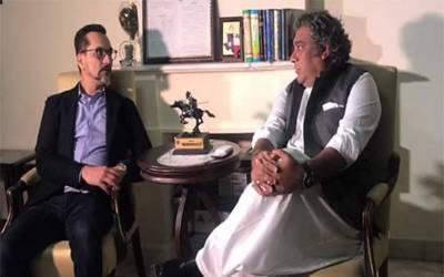 امریکی ڈیموکریٹ رہنما طاہر جاوید کی وفاقی وزیر علی حیدر زیدی سے ملاقات