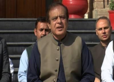 کسانوں کی خوشحالی اور ترقی وزیراعظم عمران خان کا مشن ہے۔ سینیٹر شبلی فراز