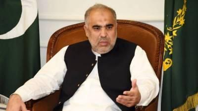 اللہ تعالی سے دعا ہے کہ وزیراعظم کو صحت کاملہ عطاء فرمائے (امین)۔ اسپیکر قومی اسمبلی