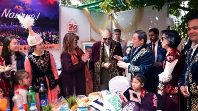 دنیا بھر کی طرح پاکستان میں بھی آج ایرانی تہوار جشن نوروز منایا جارہا ہے
