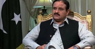 وزیر اعلیٰ پنجاب عثمان بزدار کا ورلڈ واٹر ڈے کے موقع پر پیغام