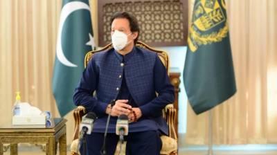 کورونا کے باعث وزیراعظم یوم پاکستان پریڈ تقریب میں شر یک نہ ہو سکے