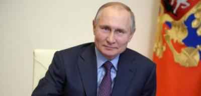 روسی صدرولادی میرپیوٹن نے بھی کورونا ویکسین لگوالی