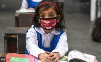 پاکستان: اب تک 10 سال تک کے 20 ہزار سے زائد بچے کورونا سے متاثر ہوئے