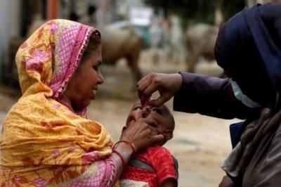 پاکستان بھرمیں پانچ روزہ انسداد پولیو مہم کا آغاز