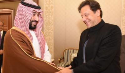 وزیراعظم کا سعودی ولی عہدکو خط، سرسبز سعودی عرب منصوبے کی تعریف