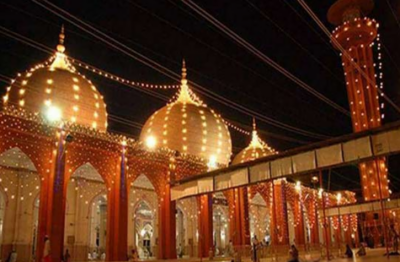 شب برات عقیدت و احترام سے منائی جا رہی ہے, مسلمان رات بھر اپنے گناہوں کے مغفرت کی دعائیں کریں گے