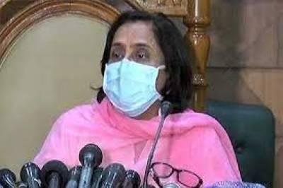 سندھ میں خوش قسمتی سے برطانوی وائرس عوام میں نہیں پھیلا۔عذراپیچوہو