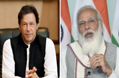 پاکستان کی حکومت اور عوام بھارت سمیت تمام ہمسایہ ممالک سے پرامن اور تعاون پر مبنی تعلقات چاہتے ہیں: وزیراعظم کا مودی کو جواب