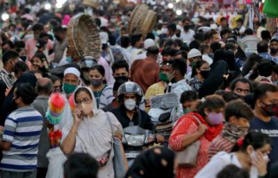 بھارت میں کورونا صورت حال بد سے بدتر ہوگئی, پوری قوم وبائی مرض کے ہلاکت خیز خطرے میں