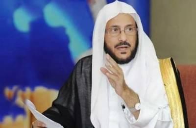 رمضان المبارک میں لائوڈ اسپیکرز کا غلط استعمال نہیں کیا جائے گا۔عبد الطیف الشیخ