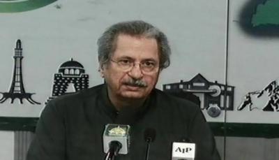 تعلیمی ادارے کھولنے یا نہ کھولنے کا فیصلہ 6اپریل کے اجلاس میں ہو گا : وفاقی وزیر تعلیم شفقت محمود